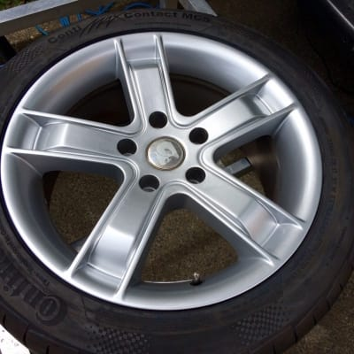 Holden Cruz Wheel Discolouration Repairs After